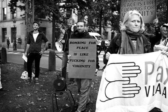 Foto demonstratie
