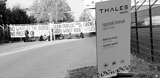 blokkade Thales