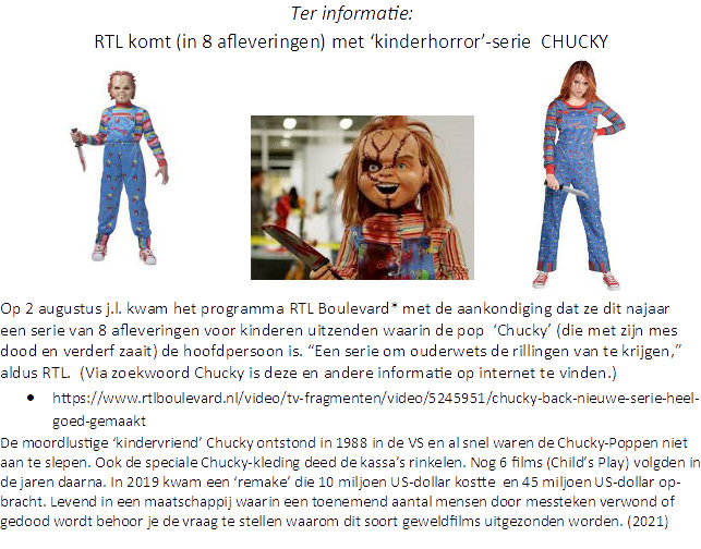Info Chucky